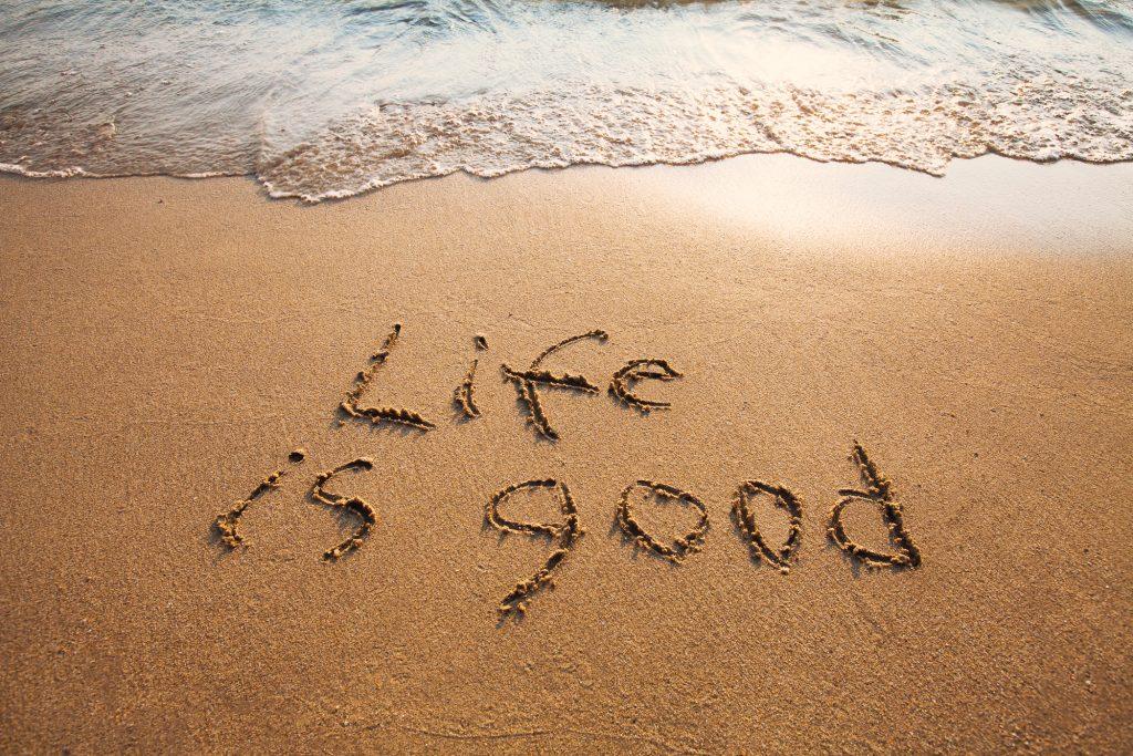 Living the Good Life Beyond Retiring