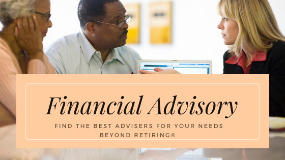 Financial Advisory Beyond Retiring